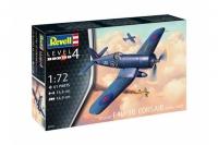 Revell F4U-4 Corsair 1:72