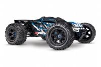 Traxxas Monster Truck E-Revo ARTR Blau