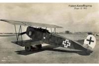 "Hangar one Fokker D-VII 1/5 Scale 70"" 90 Size"
