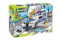 Revell Polizeiauto mit Figur