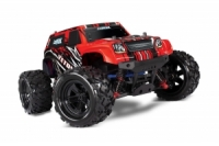 LaTrax Monster Truck Teton X Version 1:18 RTR Rot