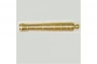 Mantua Geschützrohr aus Messing, 20mm