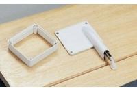 Simprop Servoaufnahme (Abdeckung) für Tragflächen