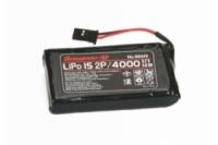 Graupner Senderakku LiPo 1S2P/4000 3.7V TX