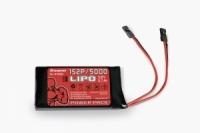 Graupner Senderakku LiPo 1S2P/5000 3.8V TX