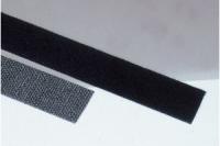 REM Klettband 25x250mm, schwarz