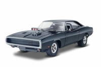 Fast&Furious Dominics 1970 Dodge Charger, 1:25