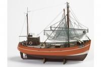 Billing Boats Krabbenkutter CUX 87, 1:33 Baukasten