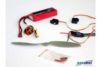 Aerobel Antrieb-Set für Kadett