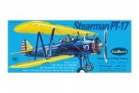 Guillow Bauseatz der Stearman PT-17