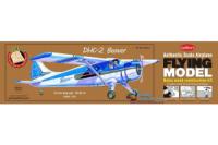 Guillow Bausatz der DHC-2 Beaver in 1:24
