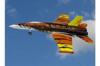 Krick F/A-18 Impeller Jet Modell