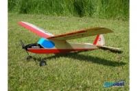 Aerobel Kadett Laser Holzbausatz