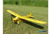 Aerobel Piper J3 CUB Laser Holzbausatz