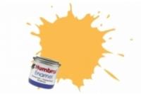 Humbrol Enamel Farbe, 1007 helles Leder glanz