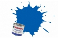 Humbrol Enamel Farbe, 1014 französisch blau glanz