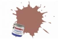 Humbrol Enamel Farbe, 1113 rostbraun matt