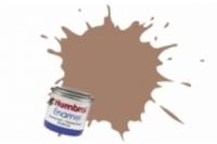Humbrol Enamel Farbe, 1118 hellbraun matt