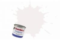 Humbrol Enamel Farbe, 1130 weiss seidenglanz