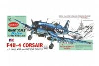Guillow Bausatz der F4U-4 Corsair