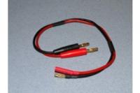 Ladekabel 4mm Goldstecker