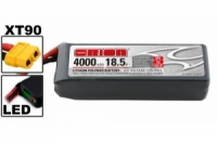 A-Team Orion LiPo 4000 5S 18,5V 50C XT-90