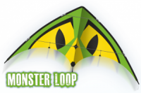 Aeronaut Sport-Lenkdrachen MONSTER LOOP