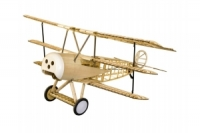 Pichler Fokker Dr.1 / 1540 mm Holzbaukasten