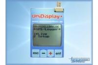 SM UniLog 2 UniDisplay+ komplett mit Anschlusskabel