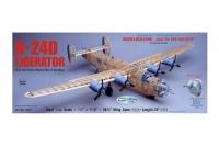 Guillow Bausatz einer B-24D Liberator