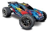 Traxxas Stadium Truck Rustler 4X4 VXL ARTR