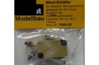 Aeronaut Micro-Schalter on-off 30A