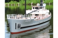 Mantua Aiace Frachtschiff Baukasten
