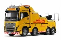 Tamiya Volvo FH16 8x4 Tow Truck
