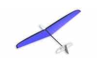 RC Flug Vladimir ELF DLG blau 1000mm, ARF