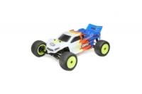 Losi 01015T2 Mini-T 2.0 RTR Blau / Weiß: 1/18 2WD